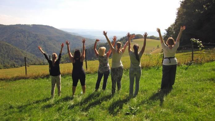 Schwarzwald Retreat Gruppenfoto